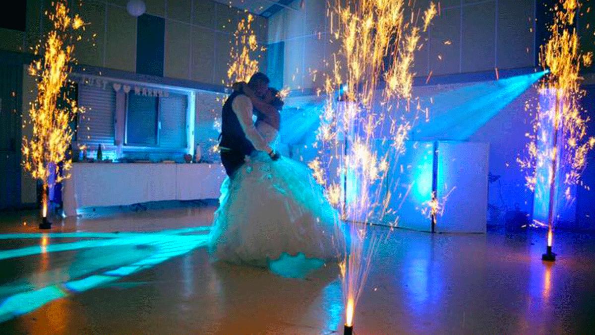jet scene artifice mariage